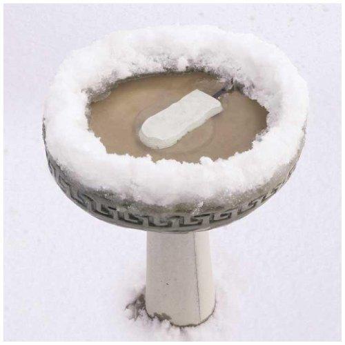 [해외]& A, H 애완 동물 제품 얼음 제거기 조류 목욕 제빙 50w - KH9000/K&H Pet Products Ice Eliminator Bird Bath De-Icer 50 watts - KH9000