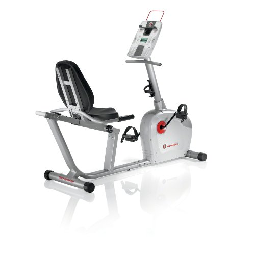 Schwinn 220 Recumbent Exercise Bike (2012 Model)