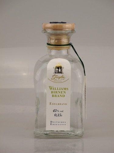 Williams Birnen Brand Brennerei Ziegler 0,35l