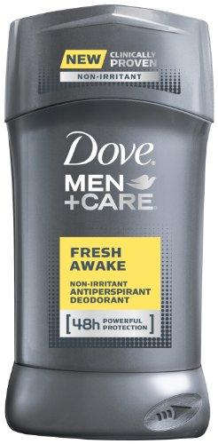 Dove Men + Care Anti-Perspirant Deodorant, Fresh Awake, 2.7 Ounce