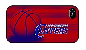 Los Angeles Clippers iPhone 5 Back Hard Case Cover