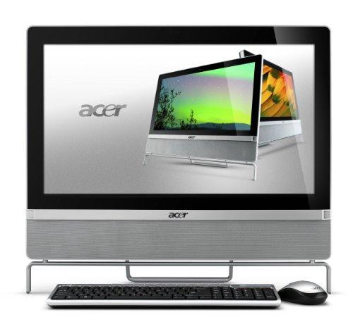 Acer Aspire Z5801 All-In-One Desktop PC (Intel Core i7-2600 Processor, 6 GB RAM, 1 TB HDD, Digital TV Tuner, Blu-ray, Windows 7 Home Premium) with 24 inch Multi Touch Screen Monitor