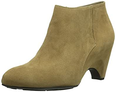 Högl shoe fashion GmbH 8-106812-19000, Damen Kurzschaft Stiefel, Grau (Taupe-19000), 38.5 EU (5.5 Damen UK)