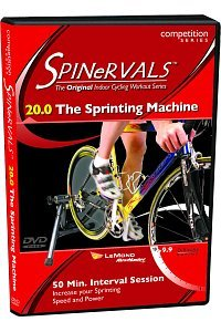 Spinervals Competition DVD 20.0 - Sprinting Machine