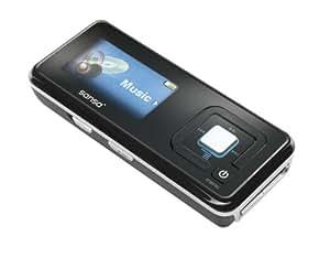 SanDisk デジタルオーディオプレイヤー1GB ブラック Sansa C240 SDMX7-1024-J70