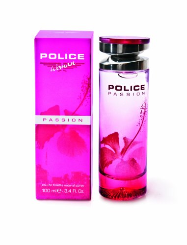 Police Passion, Eau de Toilette da donna, 100 ml