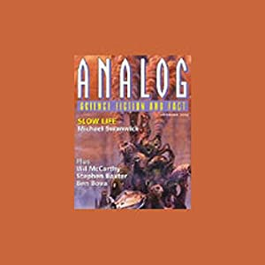 The Best of Analog Science Fiction and Fact Magazine | [Michael Swanwick, Adam-Troy Castro, Jerry Oltion, Stephen Baxter, Pat Forde]