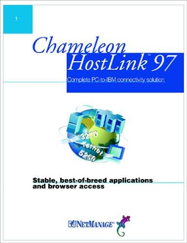 Chameleon Hostlink 97 8.0 (1-user)