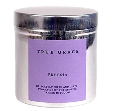 True Grace Walled Garden Natural Scented Candle Tin - Freesia by True Grace