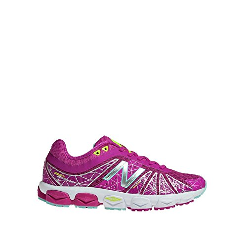 New Balance Women's W890pw4 B Purple Running Shoes