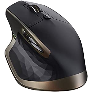 Logitech MX Master Wireless Mouse (Certified Refurbished)