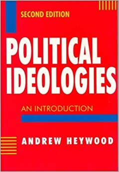 andrew heywood politcs chapter review Andrew heywood has really impressed me as a writer of political science textbooks, and i hope to read (and review) even more of his books in the not-too-distant future read more 4 people found this helpful.