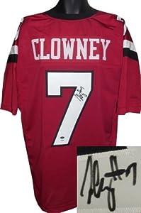 Jadeveon Clowney Autographed Hand Signed South Carolina Gamecocks Maroon Custom... by Hall of Fame Memorabilia