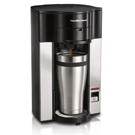 Stay or Go Personal Cup Pod Coffeemaker-49990Z
