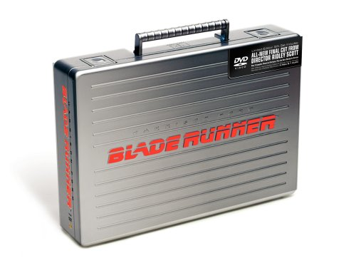 Cover art for  Blade Runner (Five-Disc Ultimate Collector's Edition)