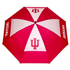 Buy Indiana Hoosiers Umbrella from Team Golf by Team Golf