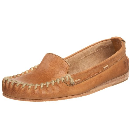 Frye Women's Alex Venetian 75010 Mocasin Light Brown 75010Lbn6 4 UK