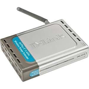D-Link DWL-G710 Wireless Range Extender, 802.11g, 54Mbps
