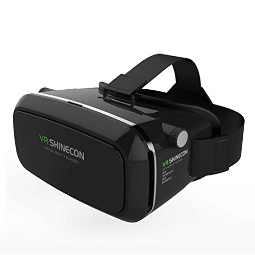 Find Cheap ROUNDSQUARE 2016 Ver. Iphone 6 VR Headset Samsung Android VR 3D Virtual Reality Glasses H...