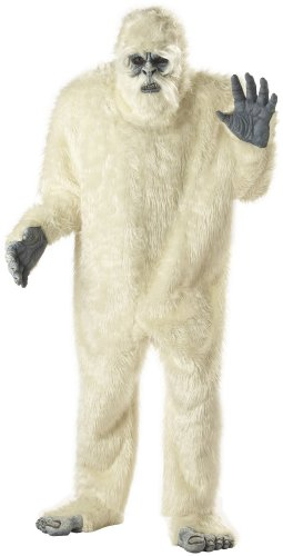 Adults Yeti Costume