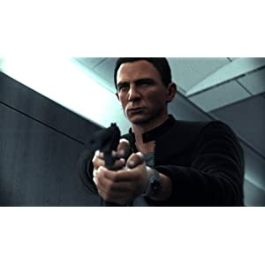 Game, Games, Video Game, Video Games, PlayStation 3, Xbox 360, Nintendo, Shooter, PC, DS, James Bond, 007, Blood Stone