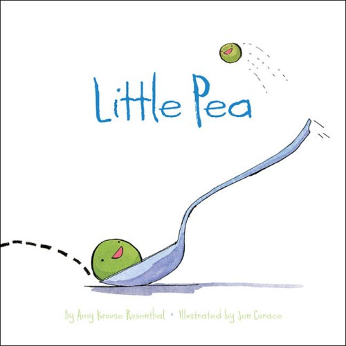 Little Pea [Hardcover] Amy Krouse Rosenthal
