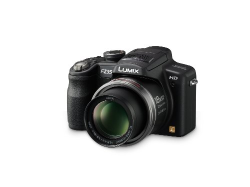 Sale In Cheap Price !! Promotions Here For Buy Panasonic Lumix DMC-FZ35 12.1MP Digital Camera with 18x POWER Optical Image Stabilized Zoom and 2.7 inch LCD On Sale