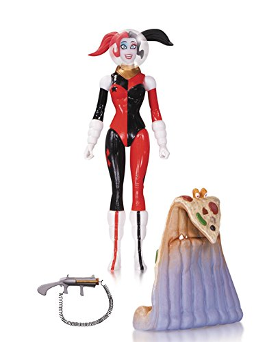 DC Comics Designer Series: Spacesuit Harley Quinn by Amanda Conner Action Figure