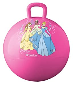 Ball, Bounce and Sport Disney Princess Hopper (Styles and Colors May Vary)