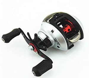 Ecooda Sniper Baitcasting Fishing Reel 6.2:1 Aluminum Fishing Spool from Eposeidon