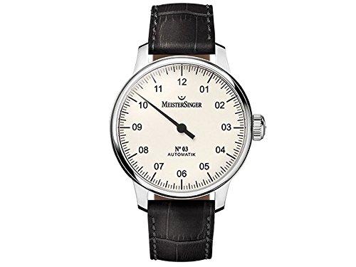MeisterSinger orologio uomo N03 AM901