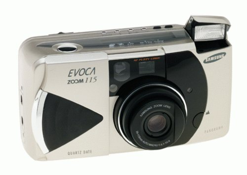 41Q9ZYA5QAL Samsung Evoca 70S Power Zoom 35mm Camera