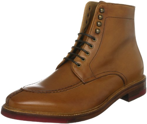 Society Unisex-Adult Lord Tan Lace Up Boot SOC300030030 9 UK