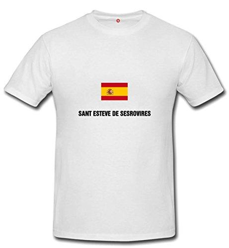 T-shirt Città di SANT ESTEVE DE SESROVIRES