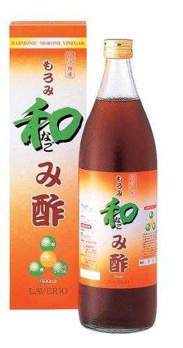 天然クエン酸・アミノ酸・ミネラル飲料 もろみ和み酢