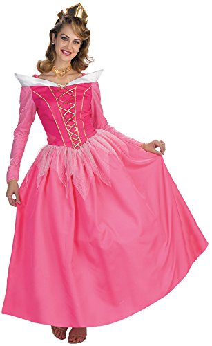 Halloween 2017 Disney Costumes Plus Size & Standard Women's Costume Characters - Women's Costume CharactersDisney Princess Aurora Prestige Halloween Costume (One Size - Up To size 14)