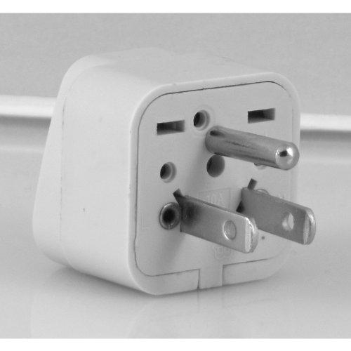 Ac-11B Universal Plug Adapter To Usa- Convert Foreign To Usa Plugs Highest Quality