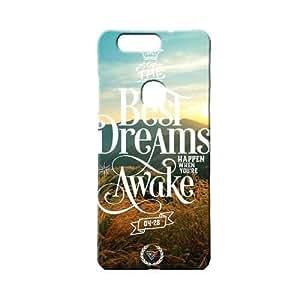 G-STAR Designer 3D Printed Back case cover for Huawei Honor V8 - G5887