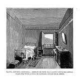 Grabado antiguo (1897) - Xilografía - Santa Águeda (Guipúzcoa).- Cuarto Número 110 De La Fonda Del Balneario,...