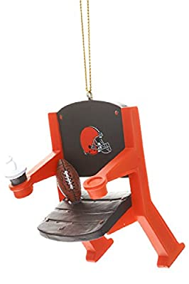 NFL Licensed Team Stadium Chair Ornament