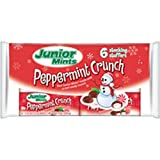 Junior Mints Peppermint Crunch Holiday Candy 6 Pack