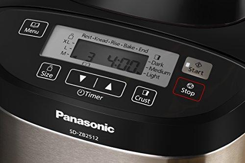 Panasonic Brotbackautomat SD-ZB2512KXE*