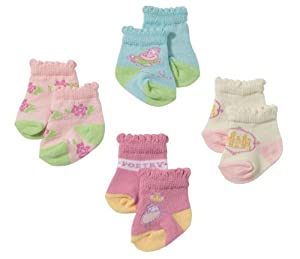 Baby Annabell Shoes And Socks