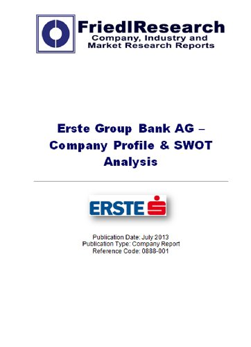 erste-group-bank-ag-swot-analysis-company-report