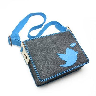DIY Twitter Bag