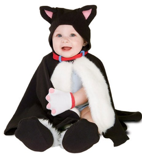Little Kitty Cat Baby Costume
