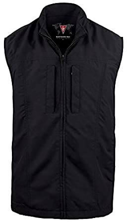 Scottevest Travel Vest Mens Black X-Lge