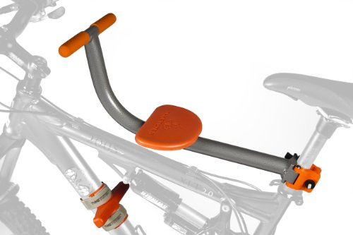 Why Should You Buy TYKE TOTER Front Mount Child Bicycle Seat (Age 2-5 yrs., Weight Limit 45 Lbs.)