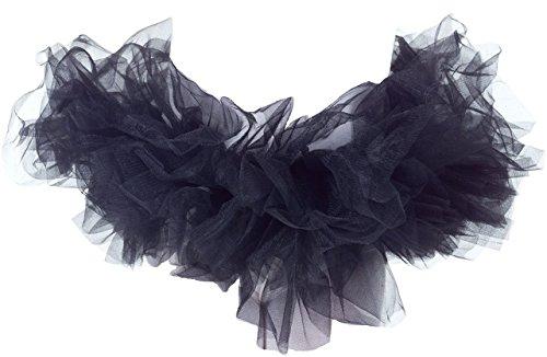 Tutu Halloween Costume - Black - Child Size