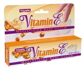 Natureplex Vitamin E Cream (3 Pack) 1.5 Oz Tubes